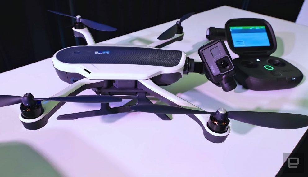 digitalmania-Karma, Drone Anyar dari GoPro
